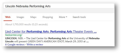 Google Title Changing